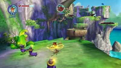 Crash Mind Over Mutant PSP ISO